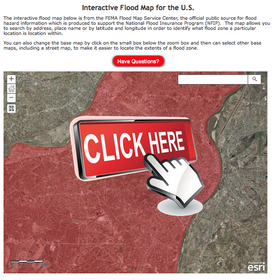 Interactive Flood Map St Louis Real Estate News - National flood map