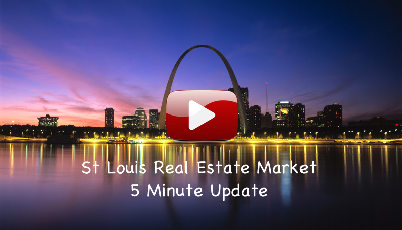 St Louis Real Estate Market Update Video - St Louis Home Prices